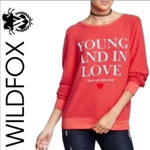 NEW WILDFOX Young & In Love Just Not With You …